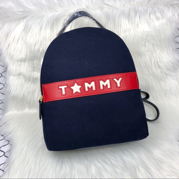b8361501601d NWT Tommy Hilfiger Star Backpack